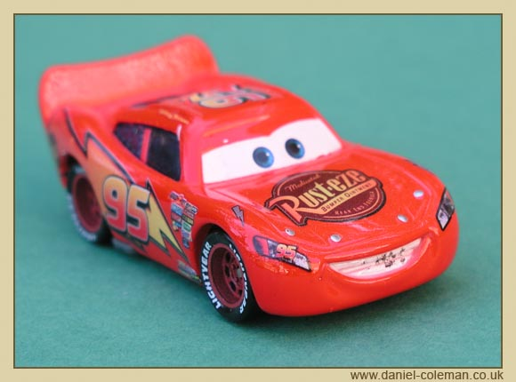 Bug Mouth McQueen