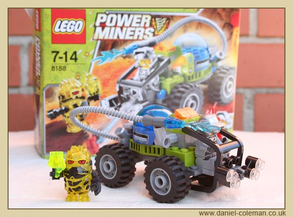 Power Miners (8188) - May 2010