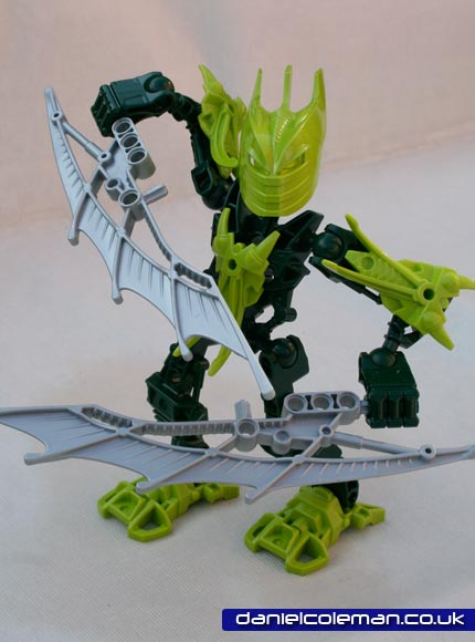 Bionicle Stars - Gresh