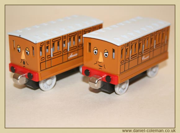 Take-Along-Thomas - Annie & Clarabel
