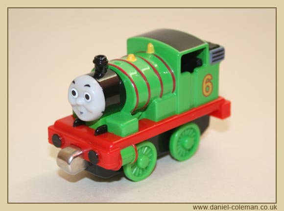 Take-Along-Thomas - Percy