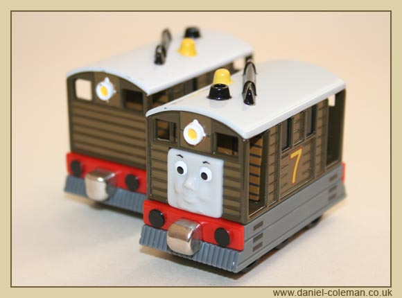 Take-Along-Thomas - Toby