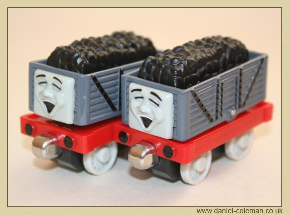Take-Along-Thomas - Troublesome Trucks