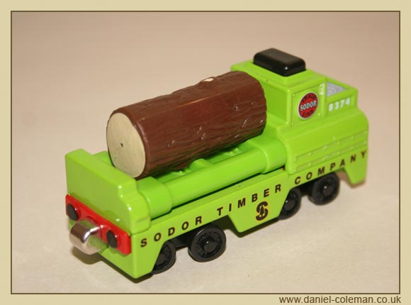 Take-Along-Thomas - Sodor Log Loader