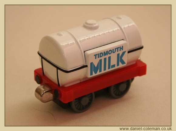 Take-Along-Thomas - Milk Tanker