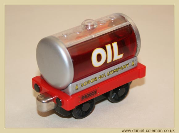 Take-Along-Thomas - Oil Car