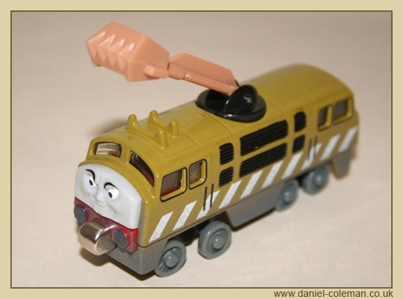Take-Along-Thomas - Diesel 10