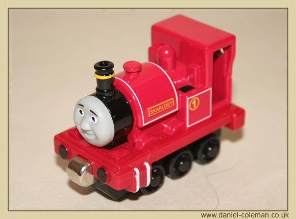 Take-Along-Thomas - Skarloey