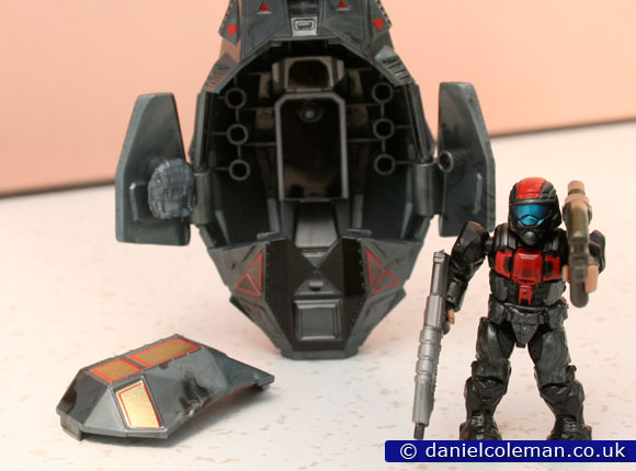 ODST Drop Pod Covert Ops Specialisto