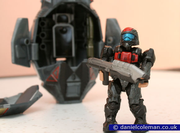 ODST Drop Pod Covert Ops Specialist