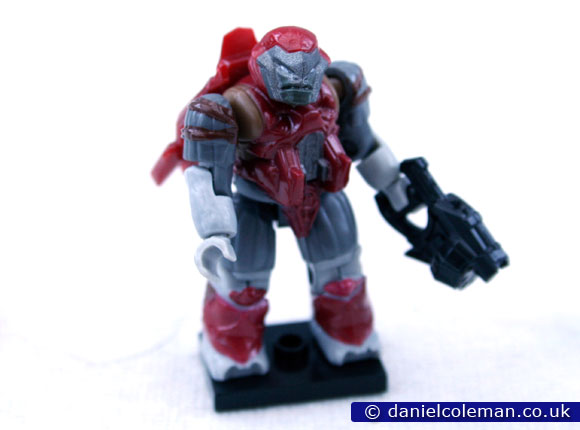 Halo | Series 7 | Red Jump Pack Brute