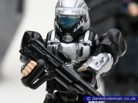 Metallic Series Drop Pods | White ODST