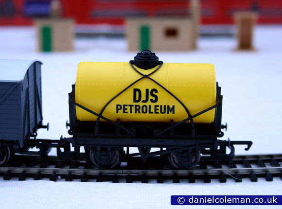Train Set Daniel Coleman