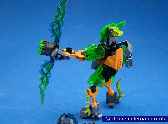 Bionicle - Protector of Jungle