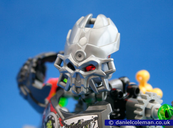 Bionicle - Skull Slicer